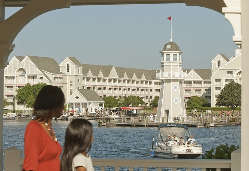 The Yacht Club Resort