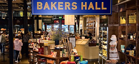 Boudin Bakers Hall