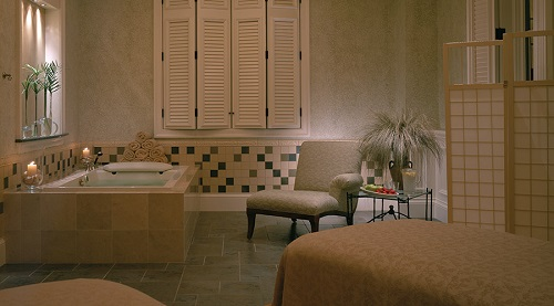 Spa at The Sanctuary at Kiawah Island Golf Resort
