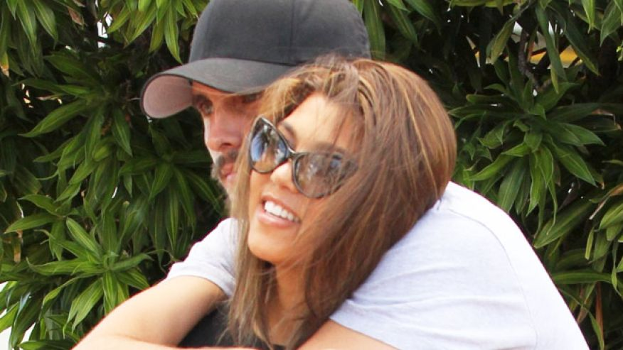 Kourtney and Scott in Cabo